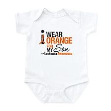 Leukemia (Son) Infant Bodysuit