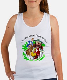 Missing New Orleans: French Q Women's Tank Top