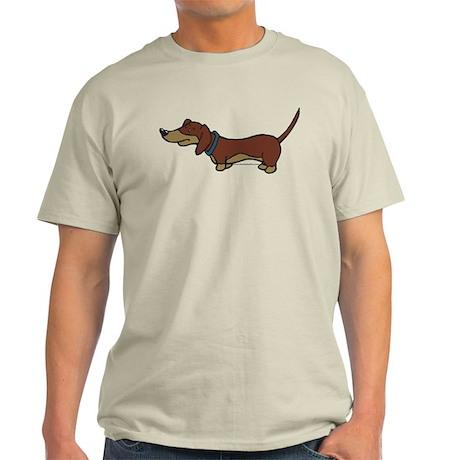 red wiener Light T-Shirt