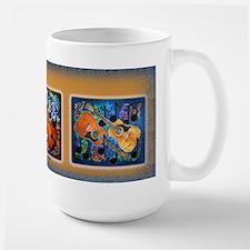 Play Old Time Large Mug