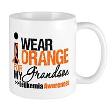 Leukemia (Grandson) Mug