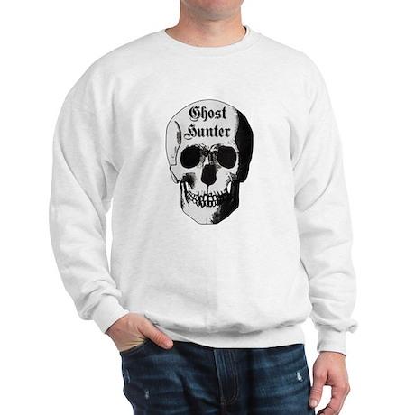 Ghost Hunter Skull Sweatshirt