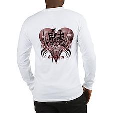 Long Sleeve Demon Heart T-Shirt