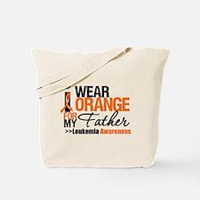Leukemia (Father) Tote Bag