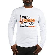 Leukemia (Father) Long Sleeve T-Shirt