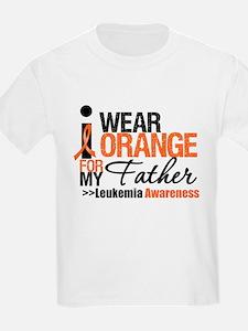 Leukemia (Father) T-Shirt