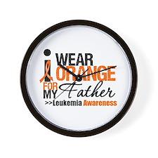 Leukemia (Father) Wall Clock