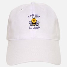 I Bee'long to Jesus (1) Baseball Baseball Cap