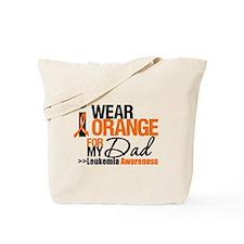 Leukemia (Dad) Tote Bag