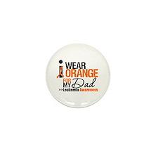 Leukemia (Dad) Mini Button (10 pack)
