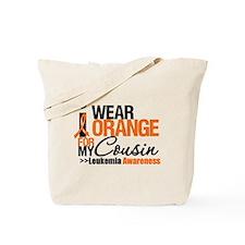 Leukemia Support Tote Bag
