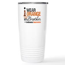 Leukemia (Brother) Travel Mug