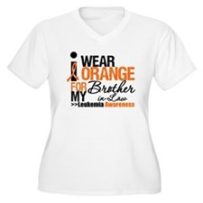 Leukemia (Brother-In-Law) T-Shirt
