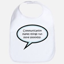 Communication Reminder Bib