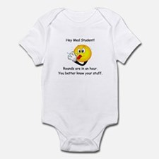 Hey Med Student Infant Bodysuit