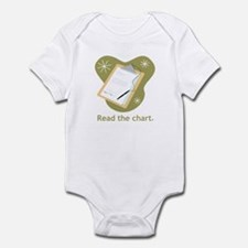 Read the Chart Infant Bodysuit