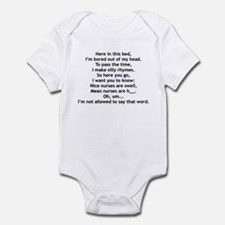 Rhyme Time Infant Bodysuit