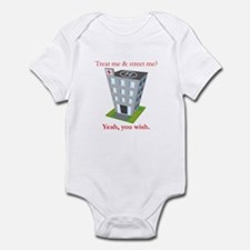 Treat Me Infant Bodysuit