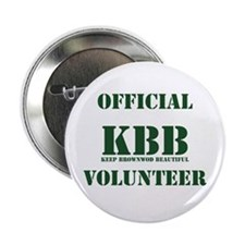 """Volunteer"" 2.25"" Button"