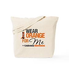 Leukemia (For Me) Tote Bag