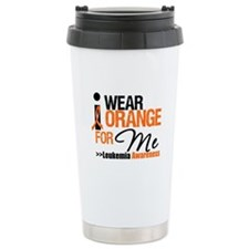 Leukemia (For Me) Travel Mug