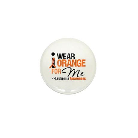 Leukemia (For Me) Mini Button (100 pack)