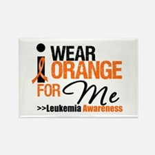 Leukemia (For Me) Rectangle Magnet (10 pack)