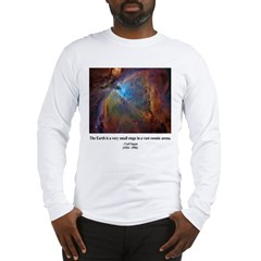 Carl Sagan B Long Sleeve T-Shirt