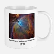 Carl Sagan B Mug