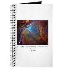 Carl Sagan B Journal