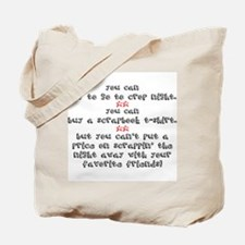 Priceless Tote Bag