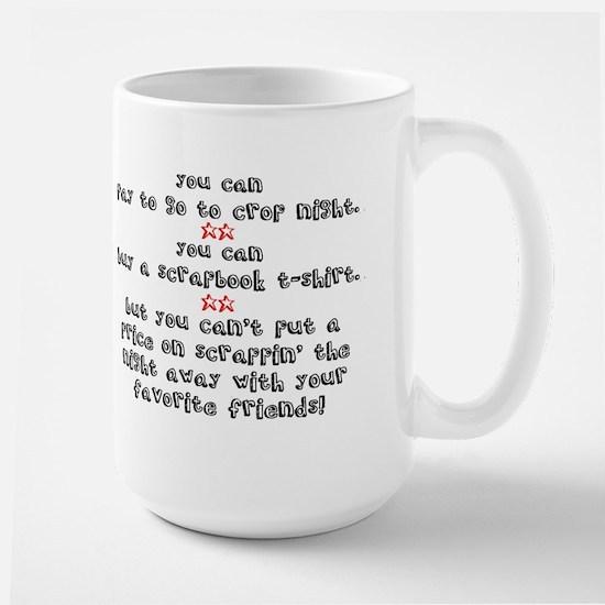 Priceless Large Mug
