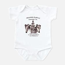 PGC Logo ~ 1 Infant Bodysuit