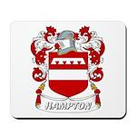 Hampton Coat of Arms Mousepad