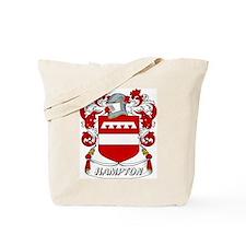 Hampton Coat of Arms Tote Bag