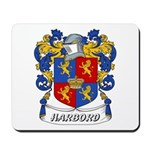 Harbord Coat of Arms Mousepad