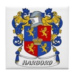 Harbord Coat of Arms Tile Coaster