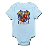 Harbord Coat of Arms Infant Creeper