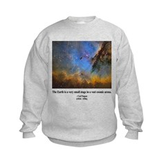 Carl Sagan D Sweatshirt