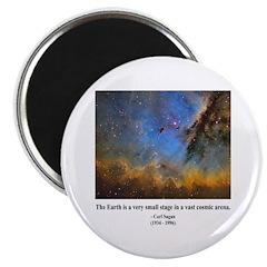 Carl Sagan D Magnet