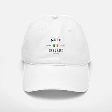 Muff (IRL) Ireland Funny Tees Baseball Baseball Cap
