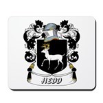 Hedd Coat of Arms Mousepad