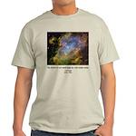 Carl Sagan J Light T-Shirt