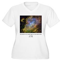 Carl Sagan J T-Shirt