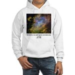Carl Sagan J Hooded Sweatshirt