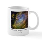 Carl Sagan J Mug