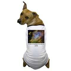 Carl Sagan J Dog T-Shirt