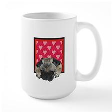 Rudy Carney Valentine Mug