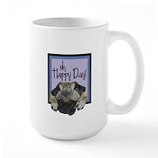 Rudy Carney Oh Happy Day! Mug