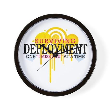Deployment (I Miss You) Wall Clock